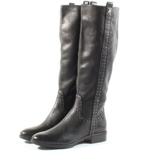 Sam Edelman Prina Leather Knee High Riding Boots